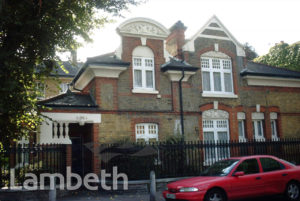 ELDERWOOD HOUSE, ELDER ROAD, WEST NORWOOD