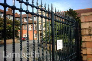 BRITISH HOME & HOSPITAL FOR INCURABLES, STREATHAM COMMON