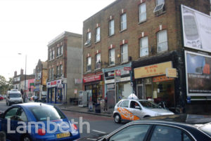 KNIGHTS HILL SHOPS, WEST NORWOOD