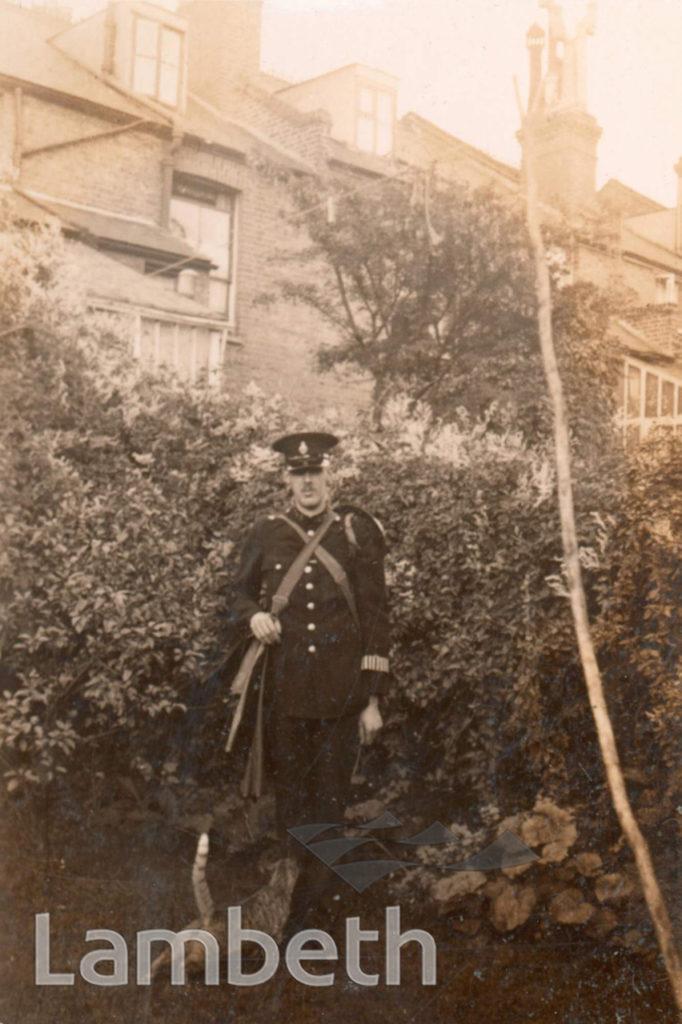 WAR RESERVE POLICEMAN: WORLD WAR II