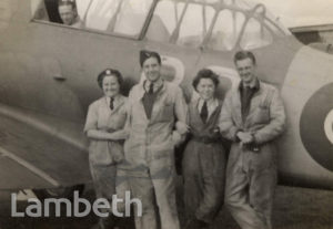 RAF MAINTENANCE CREW: WORLD WAR II