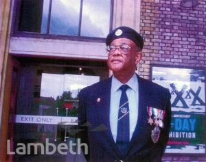 ALLAN WILMOTT, JAMAICAN SERVICEMAN: WORLD WAR II