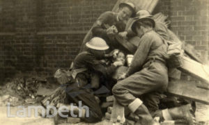 CIVIL DEFENCE RESCUE EXERCISE: WORLD WAR II