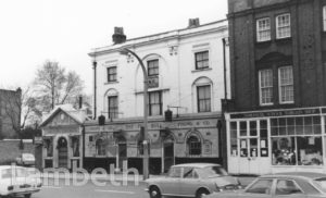 PIED BULL PUBLIC HOUSE AND BEEHIVE TAVERN, STREATHAM COMMON