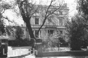 COURTLANDS, 28 PALACE ROAD, STREATHAM