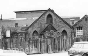 ST JAMES' MISSION HALL, EARDLEY ROAD, STREATHAM