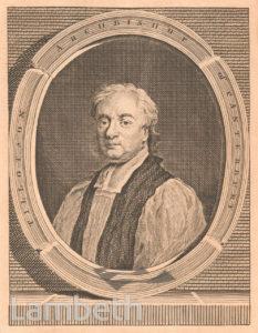 JOHN TILLOTSON, ARCHBISHOP OF CANTERBURY