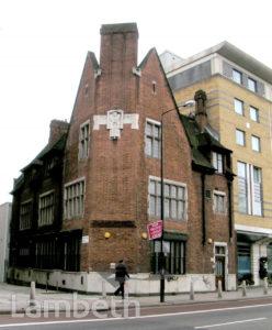 FORMER BELL PUBLIC HOUSE, LAMBETH ROAD, LAMBETH