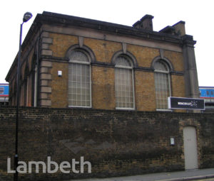 BEACONSFIELD ARTS CENTRE, NEWPORT STREET, LAMBETH