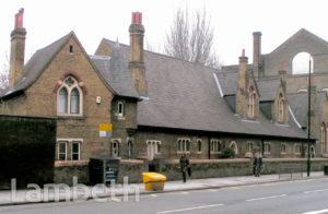 FARLEY HOUSE UPPER SCHOOL, LAMBETH ROAD, LAMBETH