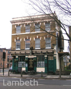 LAMBETH WALK PUBLIC HOUSE, LAMBETH