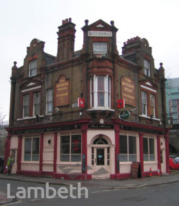 THE QUEEN'S HEAD PUBLIC HOUSE, BLACK PRINCE ROAD, LAMBETH