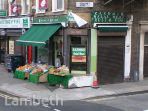 GROCERY STORE, COLDHARBOUR LANE, LOUGHBOROUGH JUNCTION