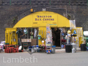 DIY CENTRE, BRIXTON STATION ROAD, BRIXTON