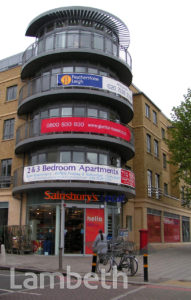 SAINSBURY'S SUPERMARKET, CLAPHAM HIGH STREET
