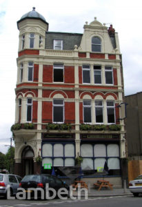 THE LOUGHBOROUGH HOTEL, LOUGHBOROUGH ROAD, BRIXTON NORTH