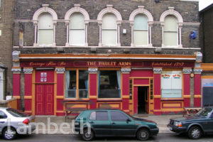 THE PAULET ARMS, PAULET ROAD, BRIXTON NORTH