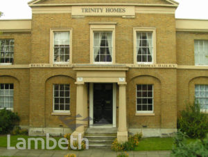 TRINITY HOMES, ACRE LANE, BRIXTON