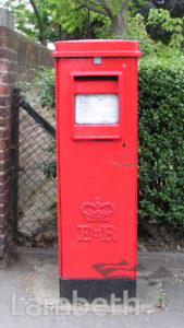 POST BOX, LOUGHBOROUGH ROAD, LOUGHBOROUGH JUNCTION
