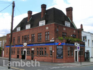 DUKE OF EDINBURGH PUBLIC HOUSE, FERNDALE ROAD, BRIXTON