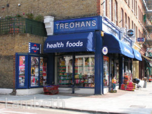 HEALTH FOOD SHOP, ABBEVILLE ROAD, CLAPHAM