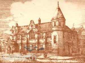 ST MATTHEW'S PAROCHIAL HALL, PROBERT ROAD, BRIXTON