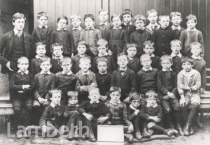 ST LEONARD'S CHURCH SCHOOL, MITCHAM LANE, STREATHAM