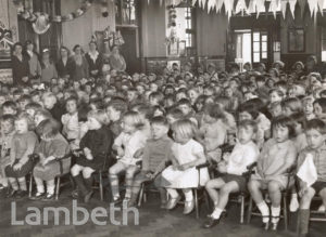 JUBILEE CELEBRATIONS, EARDLEY ROAD SCHOOL, STREATHAM