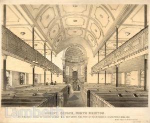 CHRIST CHURCH, BRIXTON NORTH