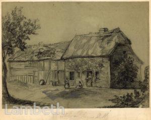 OLD COTTAGE, HERNE HILL