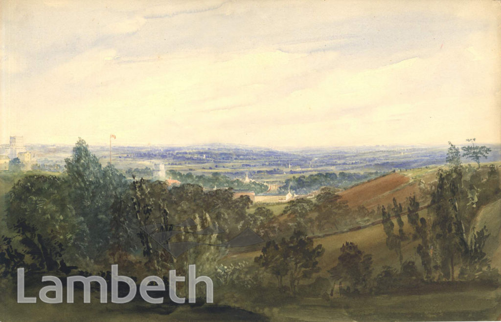WESTOW HILL VIEW, UPPER NORWOOD