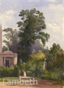 THE GROVE, CLAPHAM COMMON
