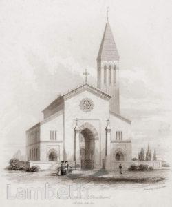 CHRIST CHURCH, CHRISTCHURCH ROAD, STREATHAM