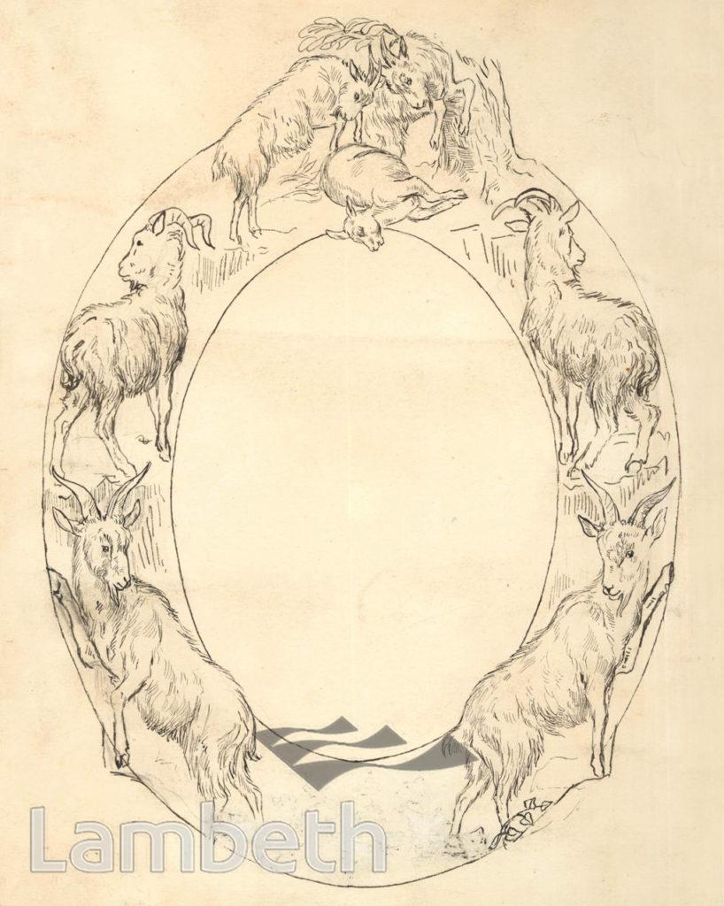 HANNAH BARLOW DESIGN, DOULTON POTTERIES, LAMBETH