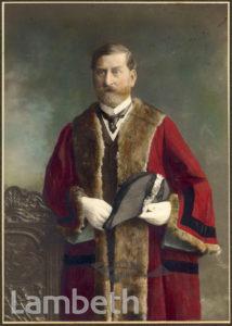 CHARLES WOOLLEY, ALDERMAN