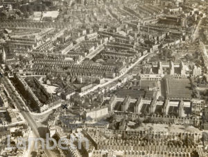AERIAL VIEW OF KENNINGTON
