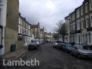TRADESCANT ROAD, SOUTH LAMBETH