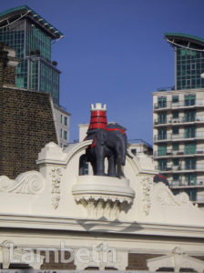 ELEPHANT AND CASTLE PUBLIC HOUSE, VAUXHALL