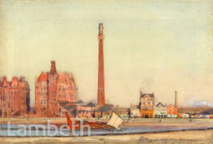 DOULTON FACTORY, ALBERT EMBANKMENT, LAMBETH