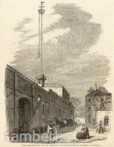 HODGES' DISTILLERY, CHURCH STREET, LAMBETH
