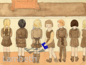 CHILDREN'S PRAYERS, ST MARTIN'S SCHOOL, TULSE HILL