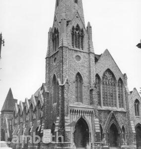 MOSTYN ROAD METHODIST CHURCH, BRIXTON