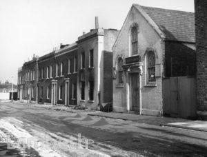 ELIM CHURCH, MILSTEAD STREET, BRIXTON HILL