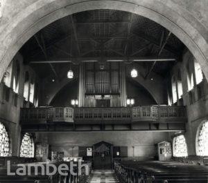 CHRIST CHURCH, BRIXTON ROAD, BRIXTON NORTH