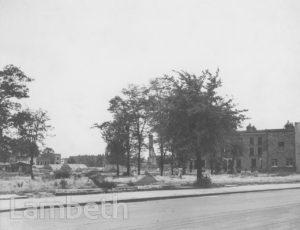 BONHAM ROAD HOUSING SITE, BRIXTON