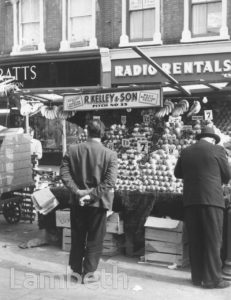 MARKET STALL, ELECTRIC AVENUE, BRIXTON