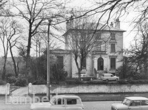 ROSEMEAD SCHOOL, ATKINS ROAD, CLAPHAM PARK