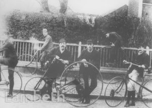 CYCLE CLUB, WEST NORWOOD