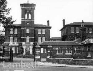 GLC CHILDREN'S HOME, WOODVALE, ELDER ROAD, WEST NORWOOD