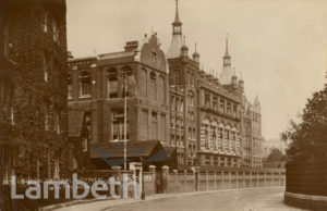 1ST LONDON GENERAL HOSPITAL, CORMONT ROAD, BRIXTON NORTH
